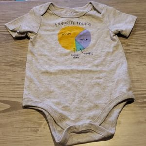 $2 w/ bundle! Baby Favorite Things Onesie